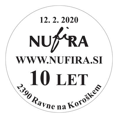 10-letnica delovanja podjetja Nufira